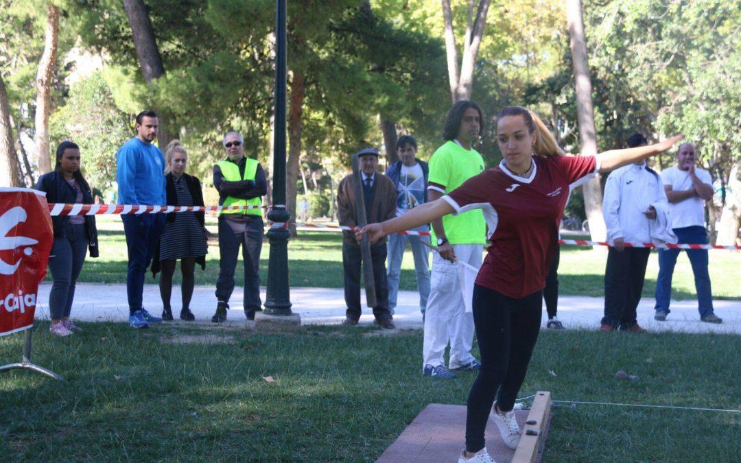 "Zaragoza City Championship of ""barra aragonesa"""